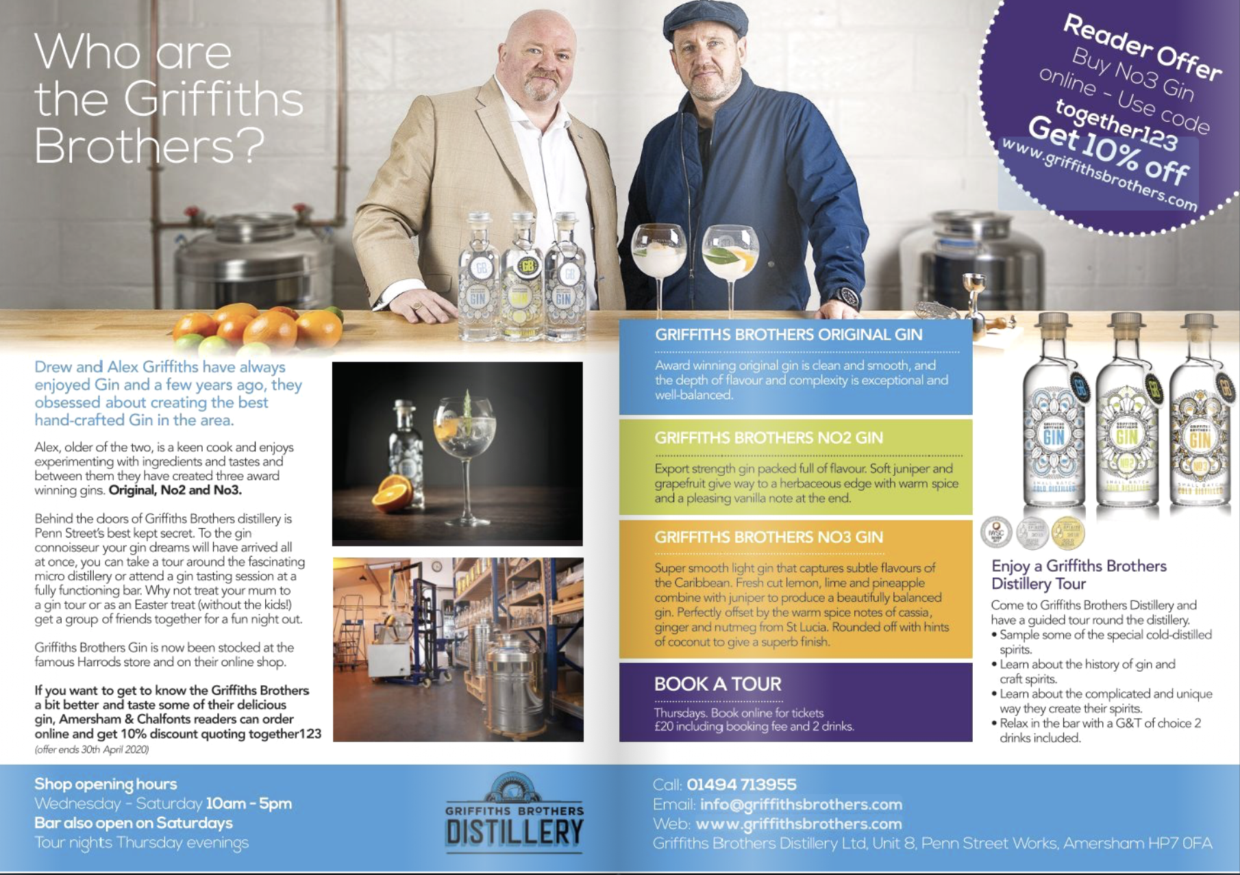 griffiths-brothers-gin-amershamandchalfontstogether-march2020-offer