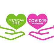 Supporting the Covid19 response logo